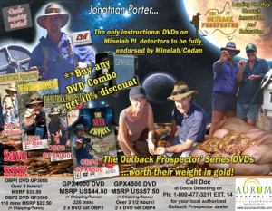 Outback Prospector DVD Series - Doc's Place